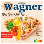 Original Wagner Die Backfrische Hähnchen Pizza mit Spinat & Frischkäse-Crème 370g