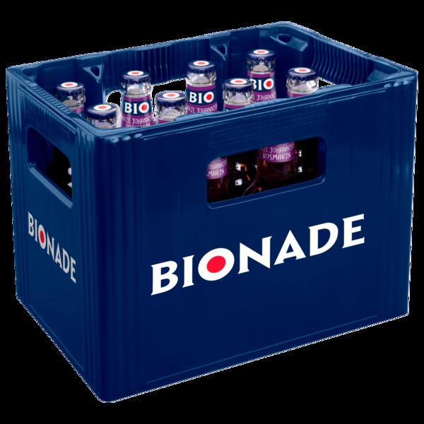 Bionade Johannisbeere Rosmarin 12x0,33l