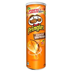 Pringles Sweet Paprika 190g