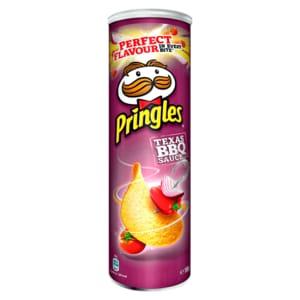 Pringles Texas BBQ Sauce 190g