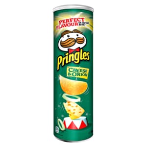 Pringles Cheese & Onion 190g