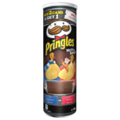 Pringles Hot & Spicy 190g