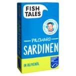 Fish Tales MSC Sardinen in Olivenöl 85g