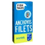 Fishtales Anchovis Filets in Olivenöl 45g