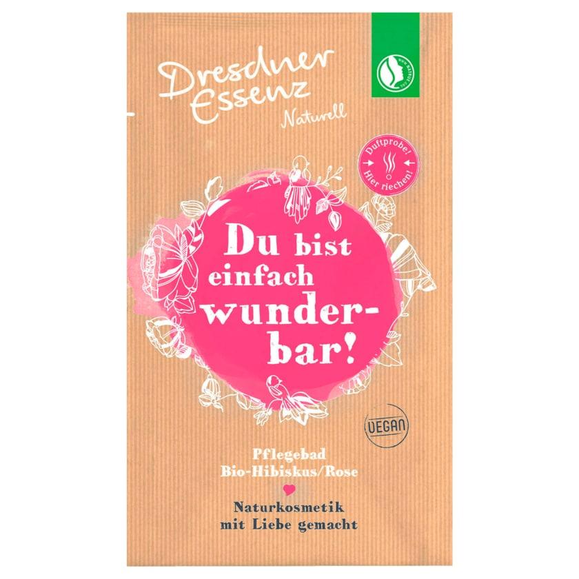 Dresdner Essenz Badesalz Naturell Du bist einfach wunderbar 60g