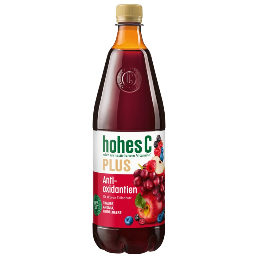 Hohes C Plus Antioxidantien 1l