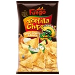 Fuego Tortilla Chips Sour Cream & Onion 450g
