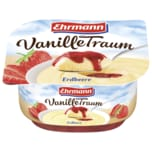 Ehrmann Vanille Traum Erdbeere 115g