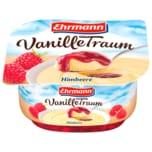 Ehrmann Vanille Traum Himbeere 115g