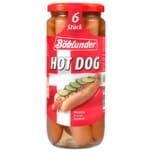 Böklunder Hot Dog 300g, 6 Stück