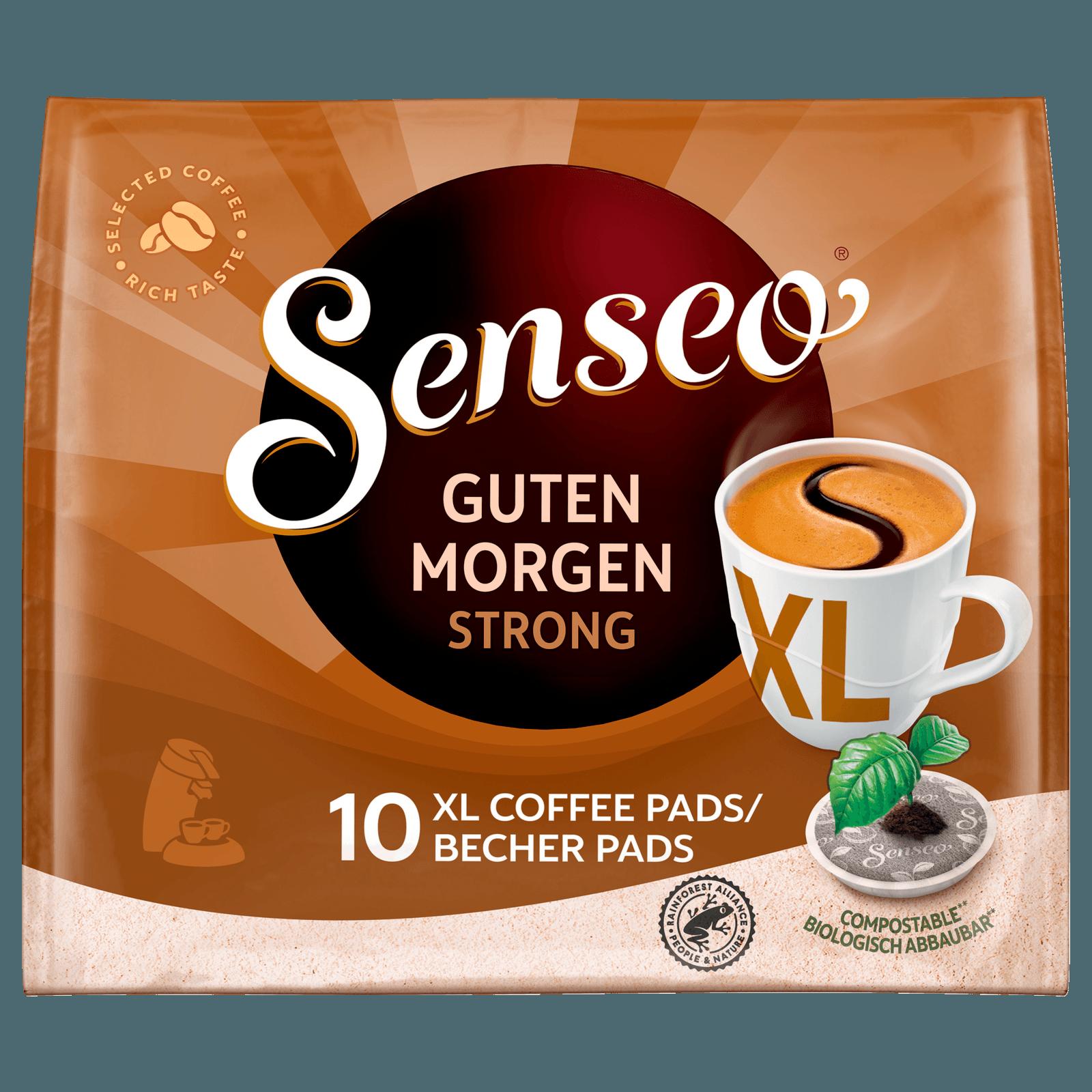 Senseo Pads Guten Morgen Strong Xl 10 Kaffeepads