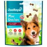 ZooRoyal Mini Knochen Rind & Geflügel 100g