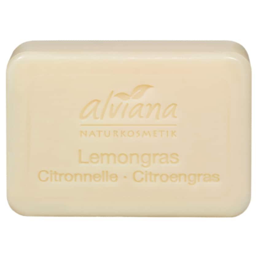 Alviana Stückseife Lemongras 100g