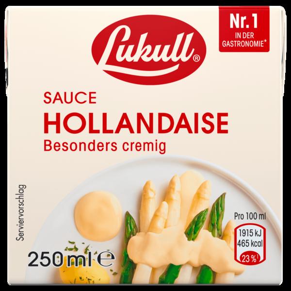 Lukull Sauce Hollandaise 250ml