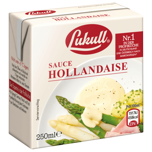 Hollandaise Lukull