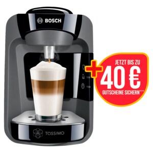 Bosch Multigetränkeautomat Tassimo TAS37 +30 Treuepunkte*