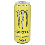 Monster Energy Ultra Citron 0,5l
