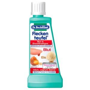 Dr. Beckmann Fleckenteufel Blut & Eiweißhaltiges 50ml