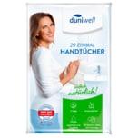Duniwell Einmal-Handtücher weiß 4-lagig 25x40cm 20 Stück