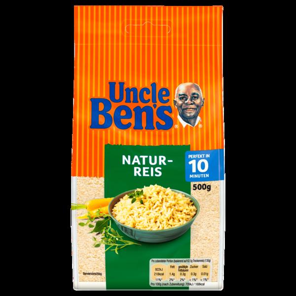 Uncle Bens Naturreis