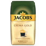 Jacobs Expertenröstung Crema Ganze Bohne 1kg