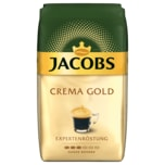 Jacobs Kaffeebohnen Expertenröstung Crema, 1kg