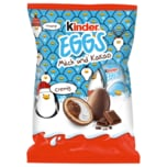 Kinder Eggs Schokoladeneier Weihnachten 80g