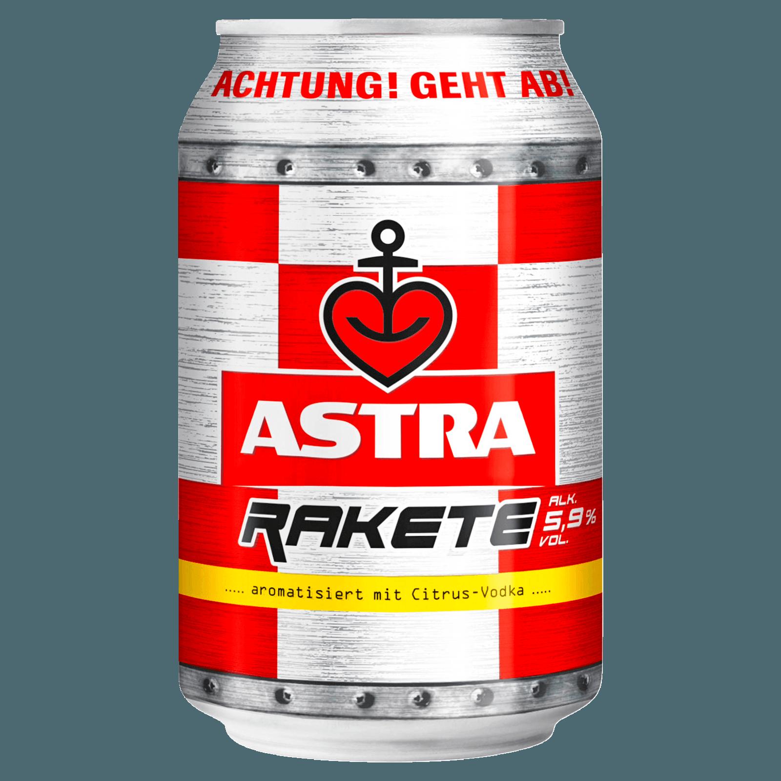 Astra Rakete Dose 033l