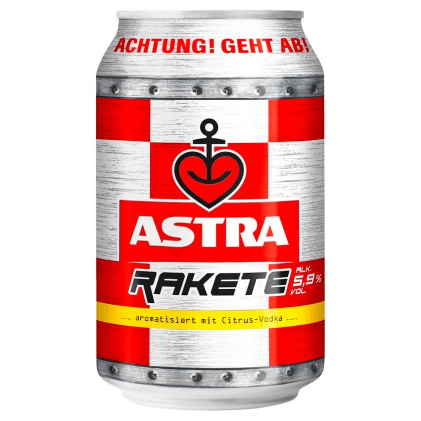 Astra Rakete Dose 0,33l