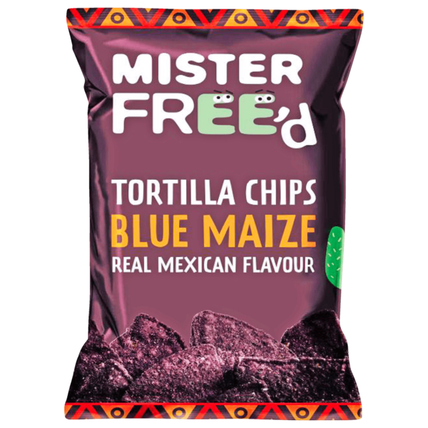 Mister Freed Blue Maize 135g