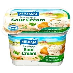 Milram Sour Cream 410g