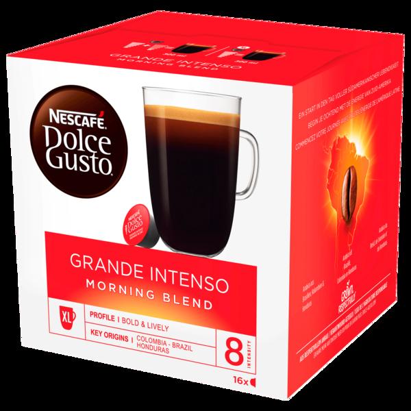Nescafé Dolce Gusto Grande Intenso Morning Blend 16 Stück