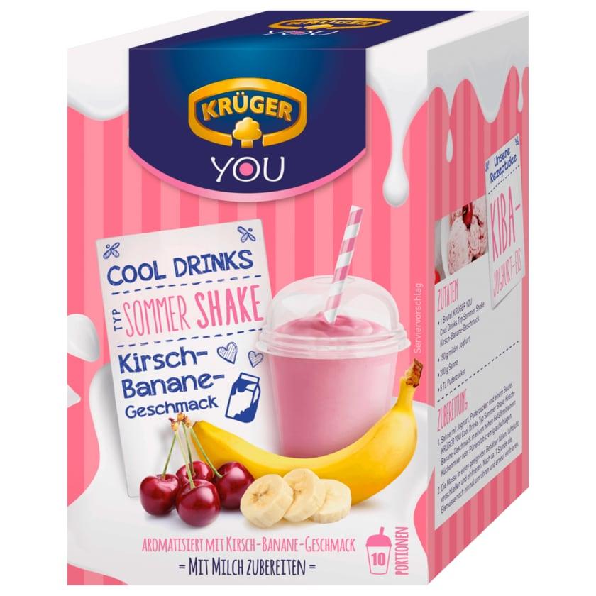 Krüger Sommer Shake Kirsch-Banane 200g