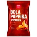 REWE Beste Wahl Bola-Paprika Kartoffelchips 125g