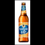 Krombacher Weizen Alkoholfrei 0,5l