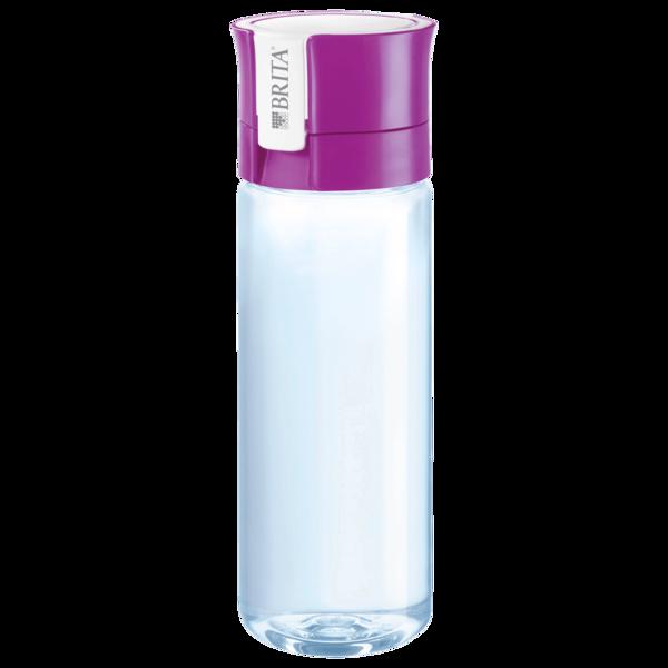 Brita Fill & Go Vital Wasserfilter-Flasche 0,6l Purple