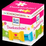 Ritter Sport Schokowürfel Danke 176g