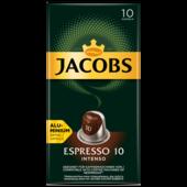 Jacobs Espresso 10 Intenso 52g, 10 Kapseln