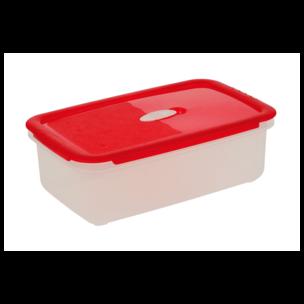 Keeeper Micro Clip-Frischhaltedose eckig 3 l