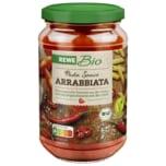 REWE Bio Pasta Sauce Arrabbiata 325ml