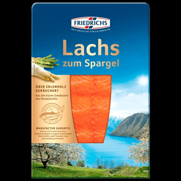 Friedrichs Lachs zum Spargel 100g