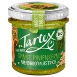 Tartex Bio Markt-Gemüse Brotaufstrich Spinat Pinienkerne 135g