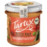 Tartex Bio Soo Cremig Brotaufstrich Toskana 140g