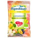 Alpenbauer Bio Gartenfrucht Bonbons 90g