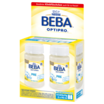 Nestlé Beba Optipro Pre Anfangsmilch, Portionsflaschen 6x(2x90 ml)