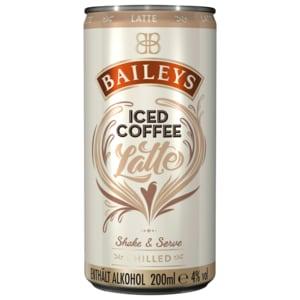 Baileys Iced Coffee Latte 0,2l