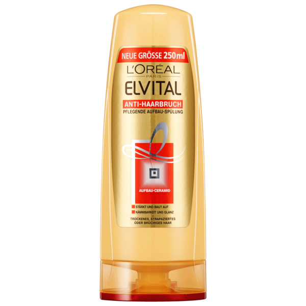 L'Oréal Paris Elvital Spülung Anti-Haarbruch 250ml