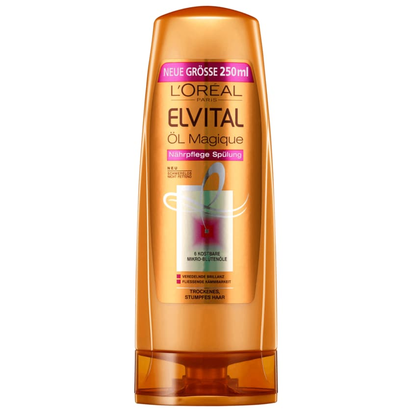 L'Oréal Paris Elvital Öl Magique Nährpflege Spülung 250ml