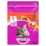 Whiskas 1+ mit Rind 800g