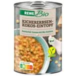 REWE Bio Kichererbsen-Kokos-Eintopf 400ml